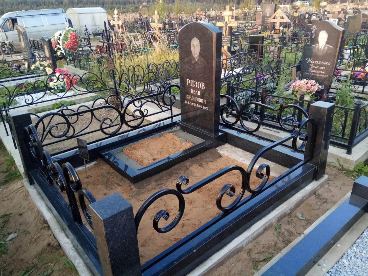 Гранитные мастерские перепечинское кладбище заказать памятник в москве недорого комплекс