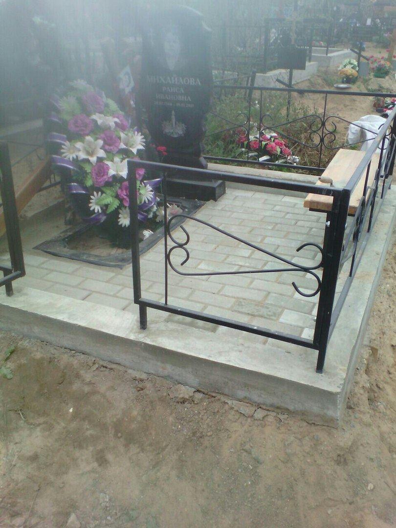 Перепечинское кладбище ограда цена изготовление памятников в гродно цены