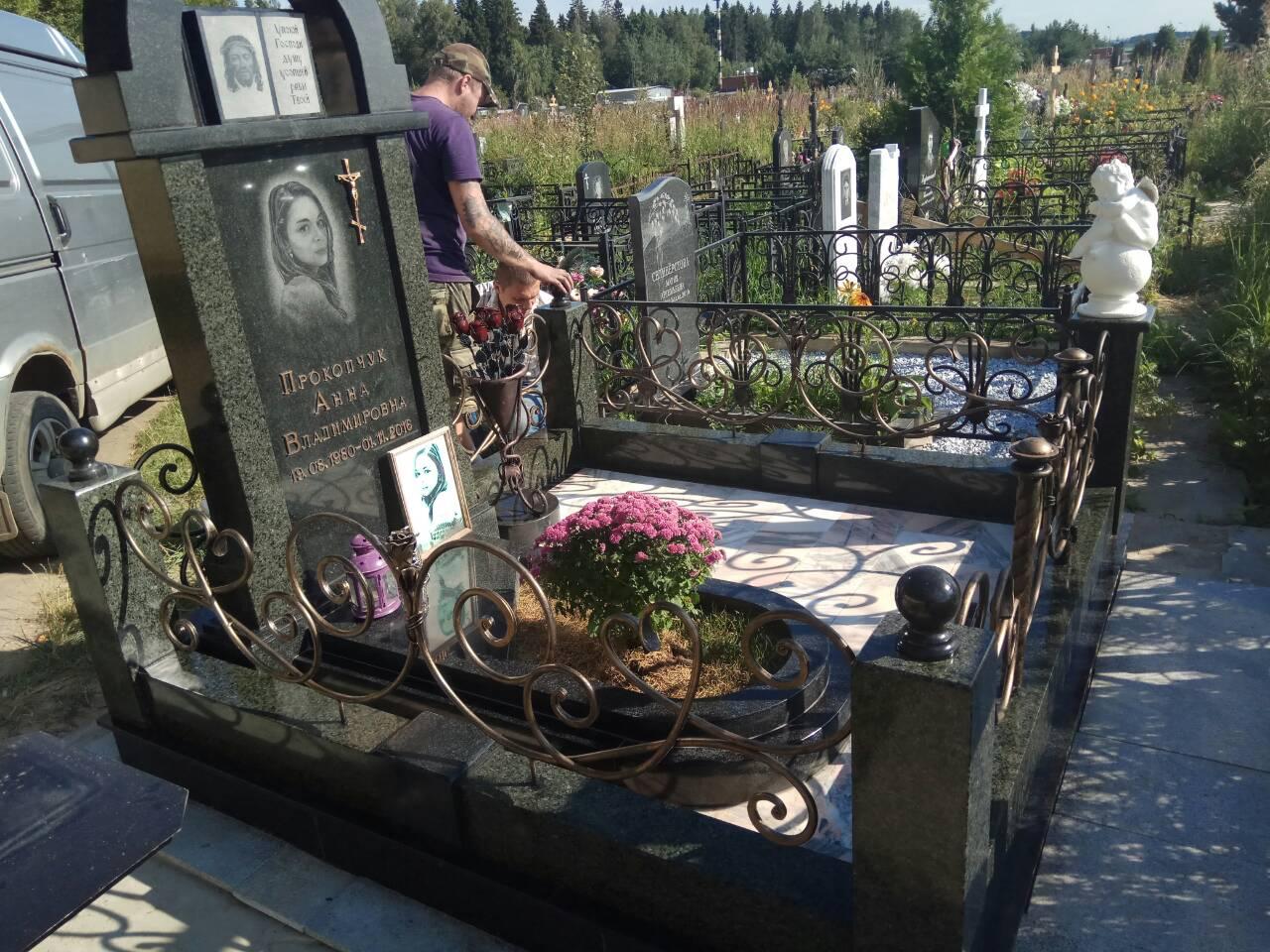 Перепечинское кладбище памятники цены на памятники гомель Железногорск